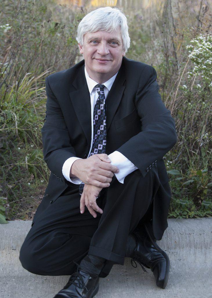 Trevor Stephenson, Harpsichord
