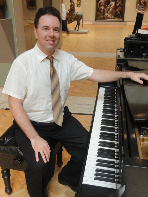 Eugene Alcalay, Piano