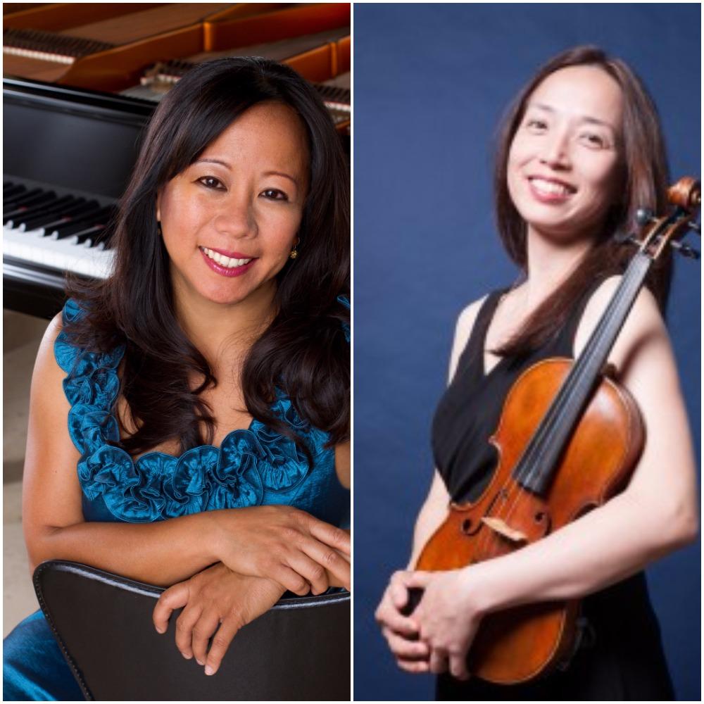 Christina Mok, Violin and Aileen Chanco, Piano