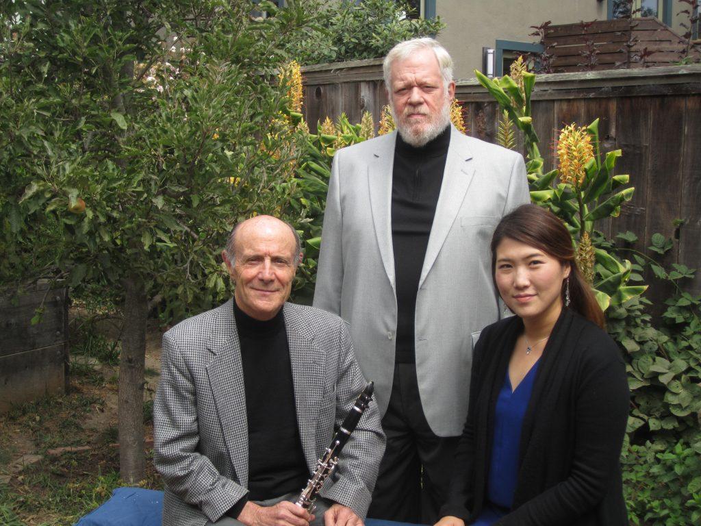 YoonGeong Lee, Soprano; Tom Rose, Clarinet; Miles Graber, Piano
