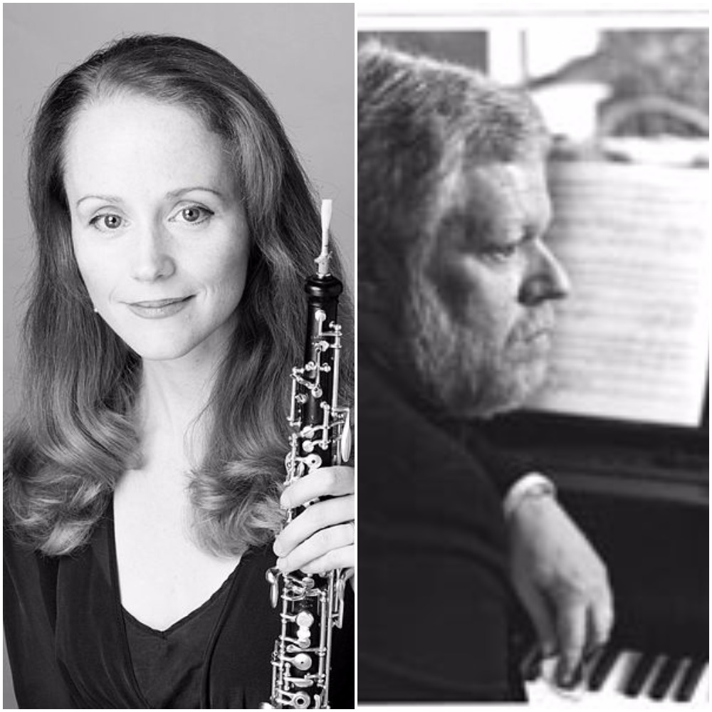 Laura Griffiths, Oboe and Miles Graber, Piano