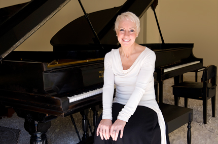 Eliane Lust, Piano