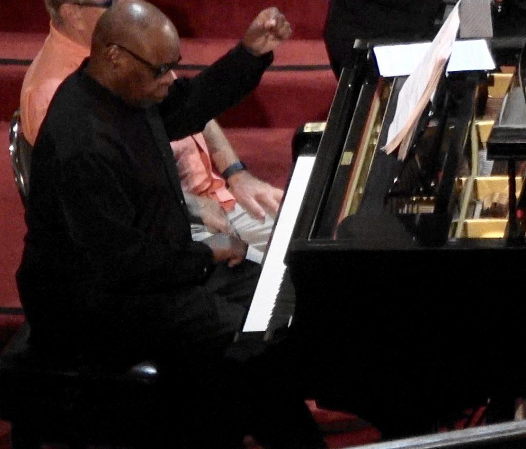 Carl Blake, Piano