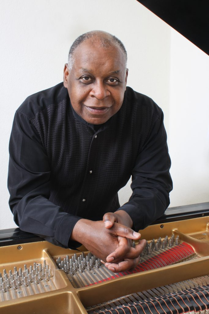 Carl Blake, Piano from the Archives