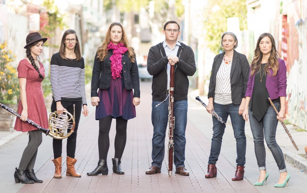 Frequency 49 Wind and Piano Chamber Ensemble