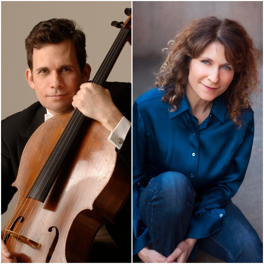Brinton Smith, Cello and Kirsten Smith, Piano
