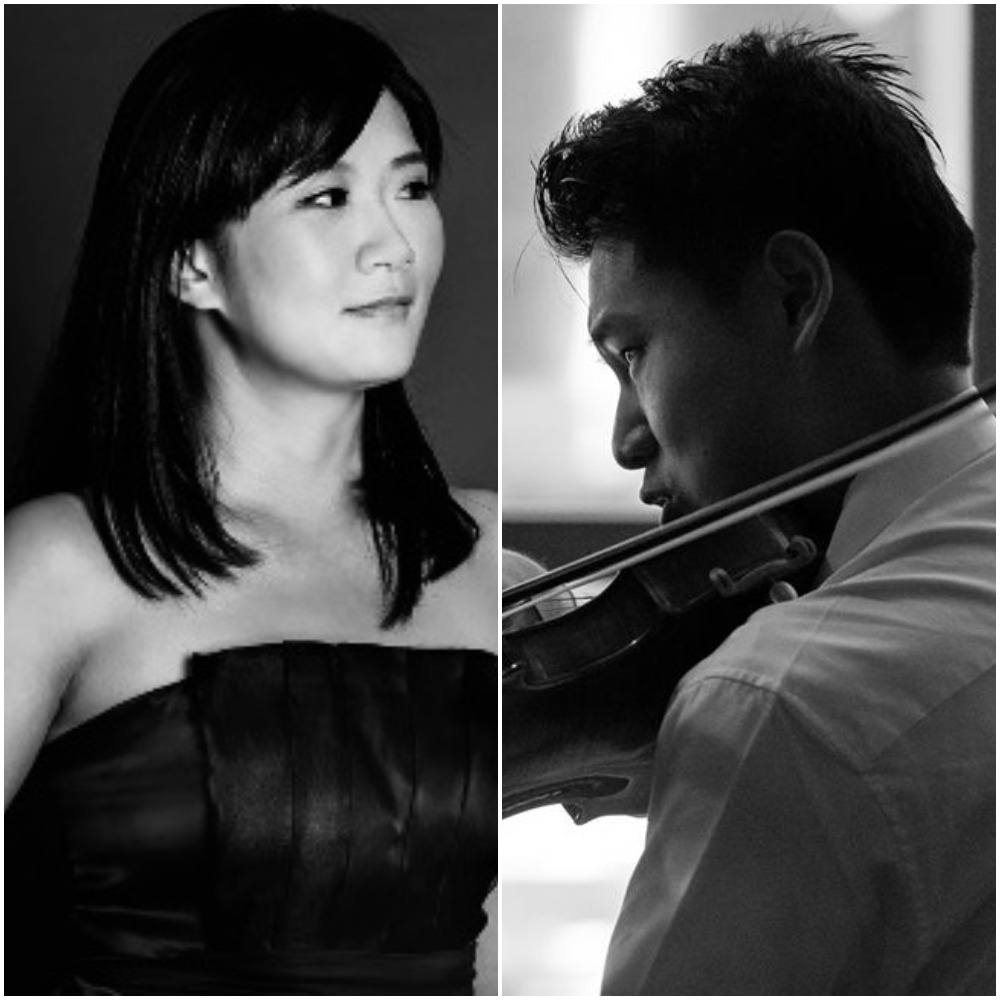 Strauss Shi, Violin and Yi-Fang Wu, Piano