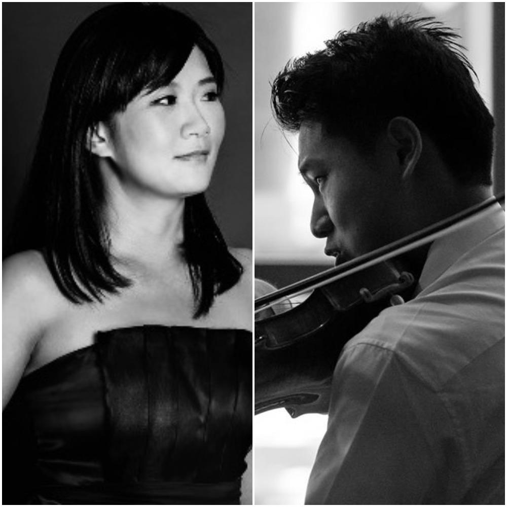 Strauss Shi, Violin and Yi-Fang Wu, Piano