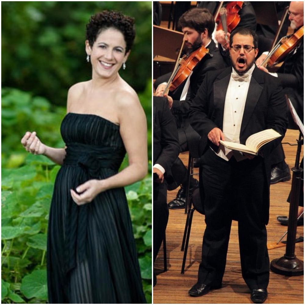 Ann Moss, Soprano; Igor Viera, Baritone Karen Rosenak, Piano