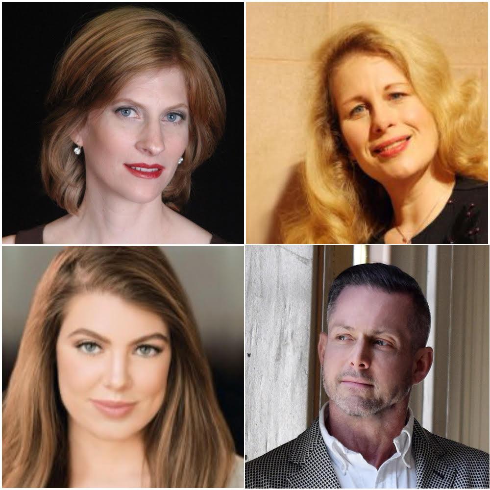 Christa Pfeiffer, Soprano; Katherine McKee, Mezzo-soprano; Leandra Ramm, Mezzo-soprano;  Brent Smith, Piano