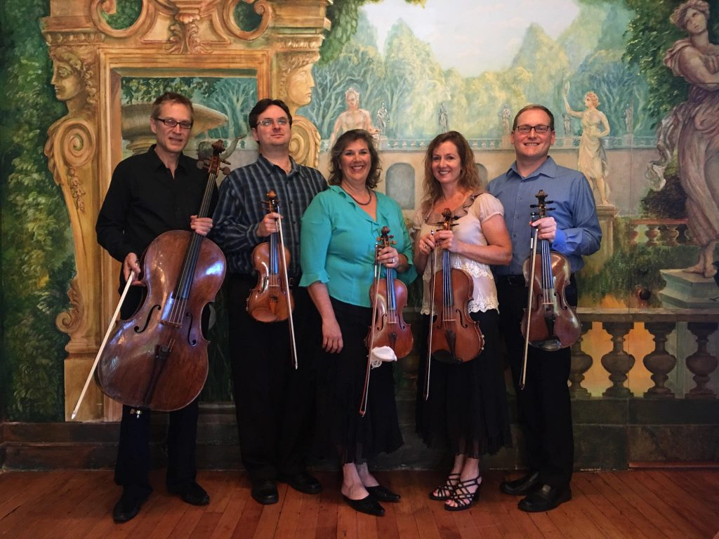 Sundays at The San Francisco Mint with The Midsummer Mozart Festival Chamber Players