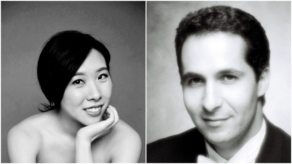 Florin Parvulescu, Violin Chia-Lin Yang, Piano