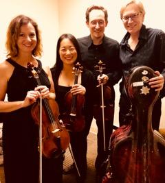Broderick  Quartet
