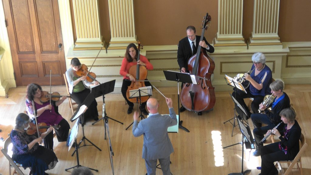 Midsummer Mozart Festival Chamber Players with Paul Schrage Conductor