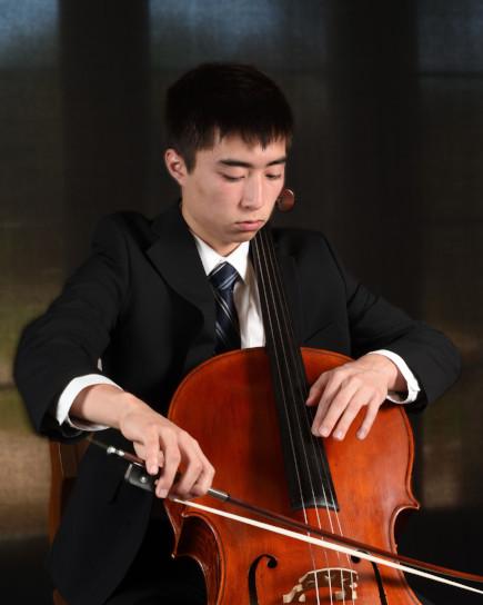 Davis You, Cello with Miles Graber, Piano