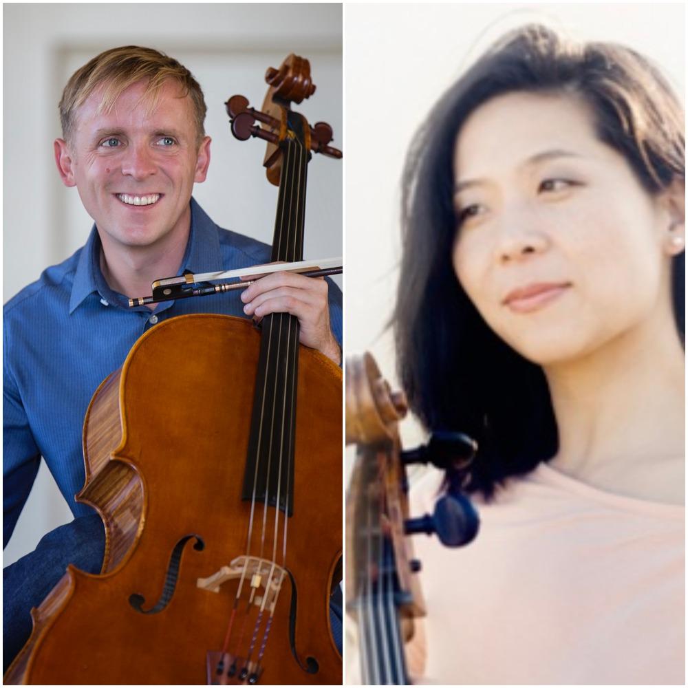Angela Lee and Robert Howard Cello Duo