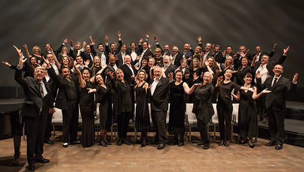 The San Francisco Opera Chorus