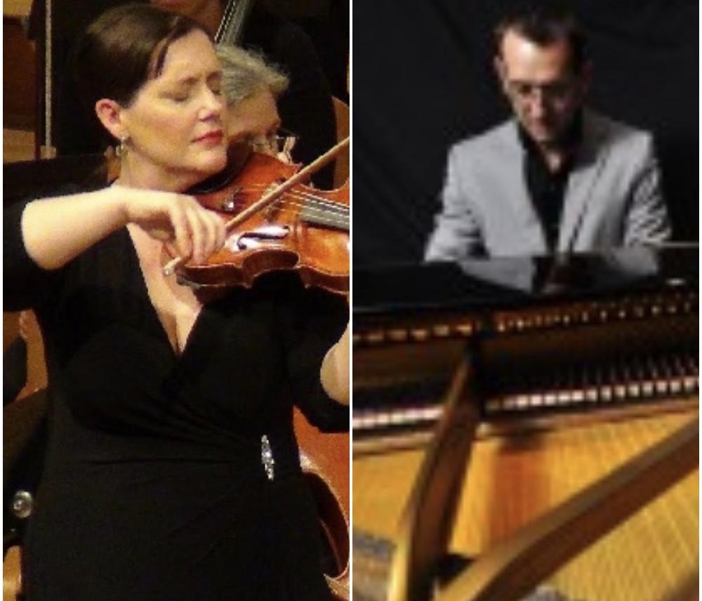 Amy Beth Horman, Violin and Corey McVicar, Piano