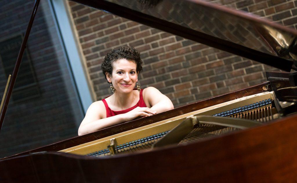 Clare Longendyke, Piano