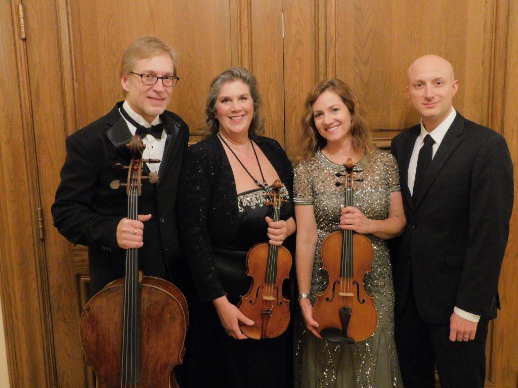 Midsummer Mozart Festival Chamber Players