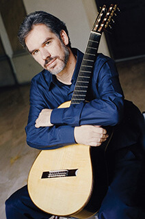 Paul Galbraith, Guitar