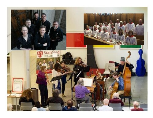 The Albany Consort, St. Bede's Soloists, and Whole Noyse