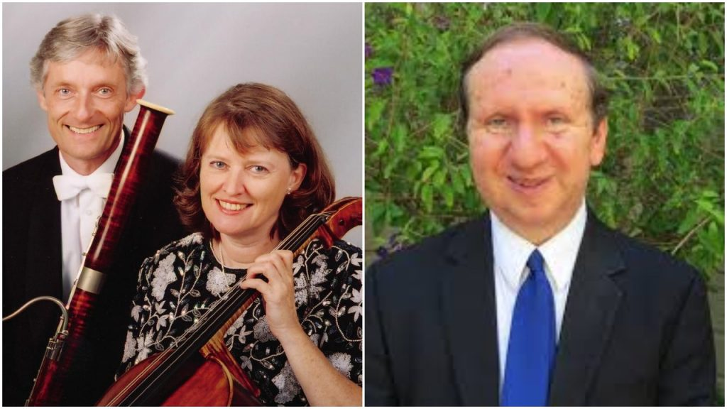 Friedrich Edelmann, Rebecca Rust, Dmitriy Cogan