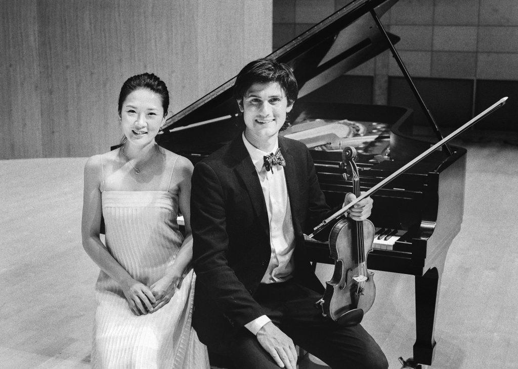 Nigel Armstrong, Violin and Y-Fang Wu, Piano