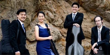 Telegraph Quartet Concert Canceled
